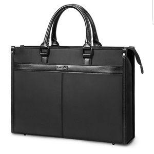Waterproof business laptop bag